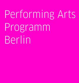 PAP- Performing Arts Programm Berlin